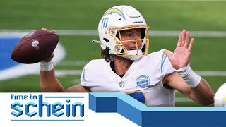 The Chargers FOUND their FRANCHISE QB! | Time to Schein