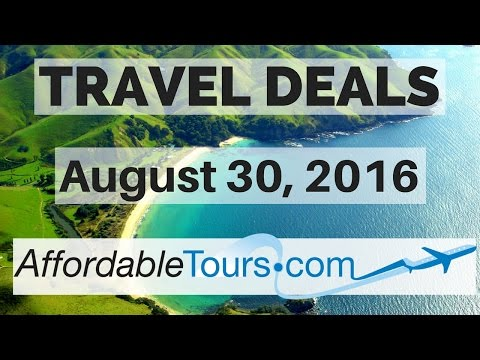 Affordable Tours- Travel Deals
