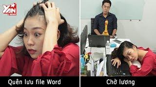 [Cười SML] Những nỗi khổ nơi công sở mà dân văn phòng nào cũng nếm trải ít nhất một lần
