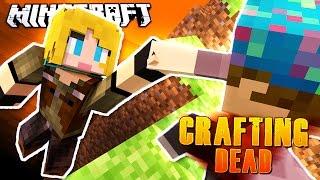 I FOUND HER! | Minecraft Crafting Dead
