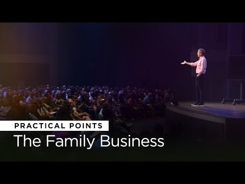 The Family Business | You're Not The Boss Of Me // Andy Stanley