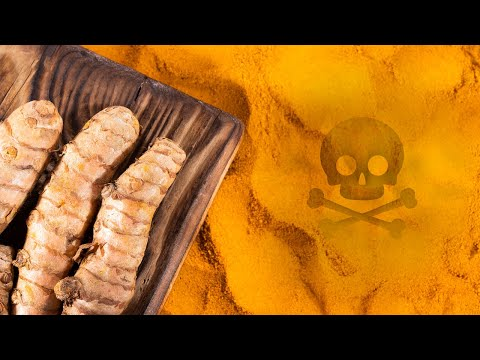 Tests Reveal Heavy Metals in Organic Turmeric Powder