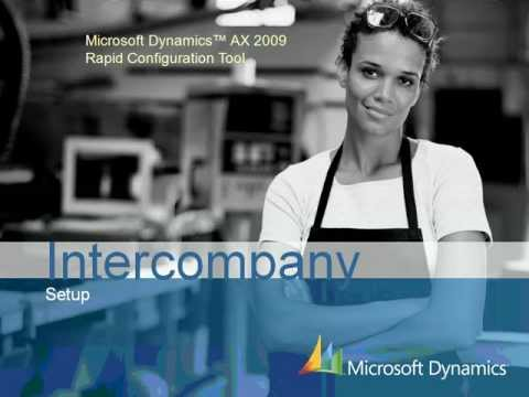 Dynamics AX 2009 Intercompany Setup