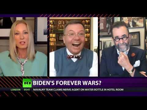 CrossTalk | Quarantine Edition | Biden's Forever Wars?