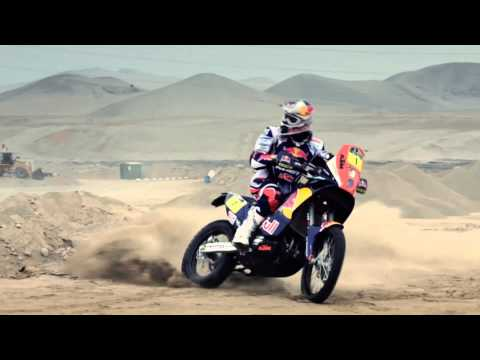 Last Test Before Dakar 2013 / Red Bull Content Pool