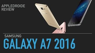 Video Samsung Galaxy A7 2016 8P8c9AgwDRo