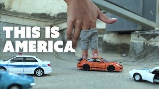 This is America | Finger Dance