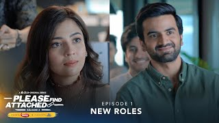 Dice Media | Please Find Attached | Web Series | S02E01 - New Roles ft. Barkha Singh & Ayush Mehra