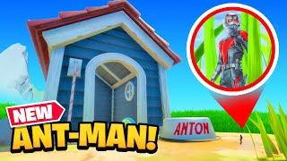 ANT MAN in FORTNITE