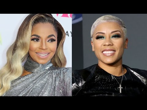 Keyshia Cole and Ashanti LATE, and ARGUE during Verzuz?