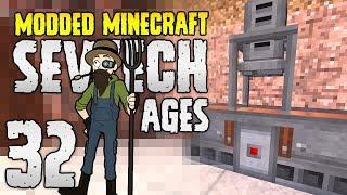 Minecraft SevTech: Ages | 32 | POWER GENERATION! | Modded Minecraft 1.12.2