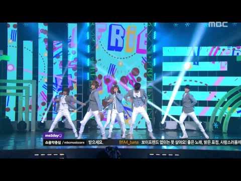 음악중심 - BOY FRIEND - I'll be there, 보이프렌드 - 내가 갈게, Music Core 20120107