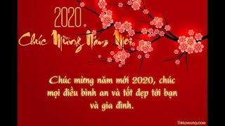 Lời chúc Tết Nguyên đán Canh Tý 2020 hay và ý nghĩa