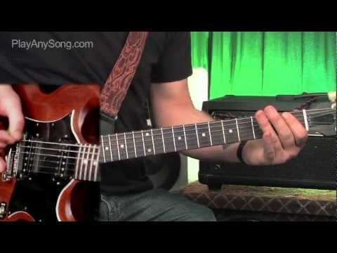 Baixar Hysteria - How to Play Hysteria by Muse on Guitar