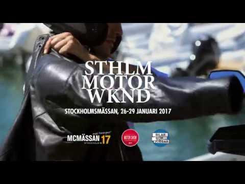 Stockholm Motor Weekend, 26-29 januari 2017