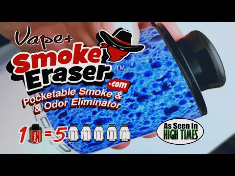 How Smoke Eraser gets 5x the exhales as the competition