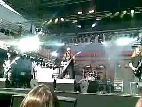 Heavy Metal Perse - Kohti Kolossien Maata @ Jalometalli 2008