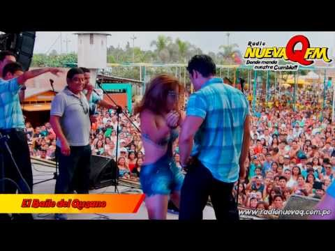 Christian Domínguez - Baile Picante con una fan (Radio Nueva Q FM)