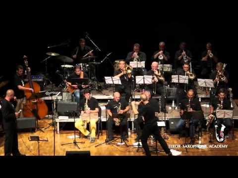 Remeros del Volga - Teror Saxophone Academy 2014