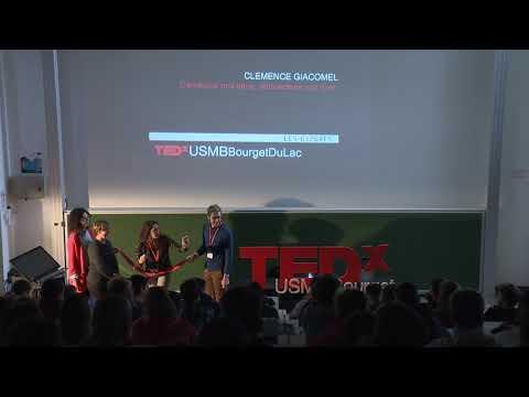 Démêlons nos liens, réinventons nos vies. | Clémence Giacomel | TEDxUSMBBourgetDuLac