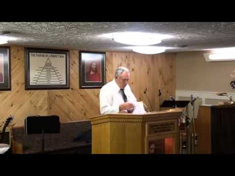 10-0725am - Coming of The Lord Pt.11 (Calling Jesus on The Scene) - Samuel Dale