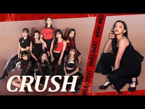 Weki Meki 위키미키 - Crush / Dance Cover.