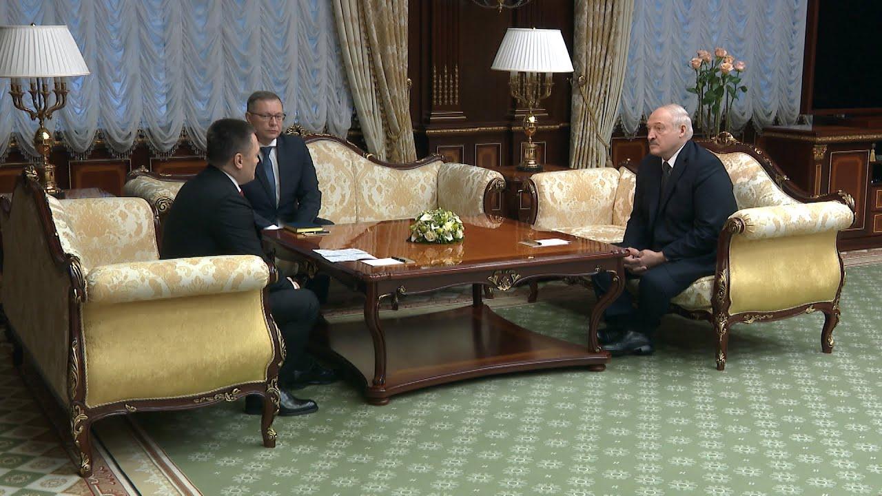 Лукашенко попросил Генпрокурора РФ помочь расследовать геноцид белорусов