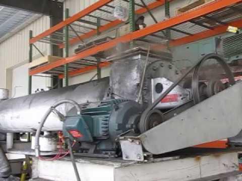 Hosokawa Bepex Solidaire Cooler Mdl Sj-16-10