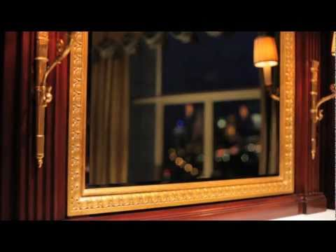 MAGIC MIRROR TV - THE SAVOY HOTEL - ROYAL SUITE