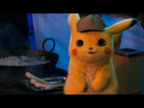 POKÉMON Detective Pikachu - Tráiler Oficial #1