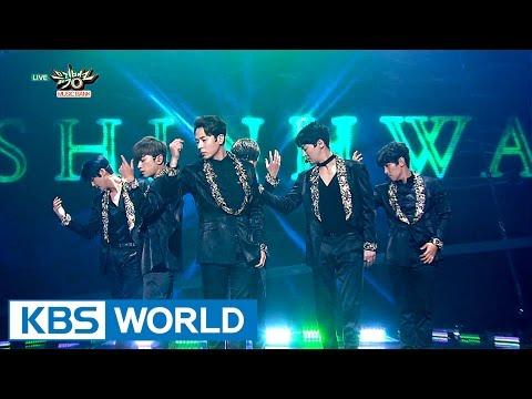 SHINHWA (신화) - TOUCH [Music Bank / 2017.01.20]