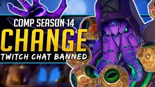 Overwatch Season 14 Change - New Chat Rules with Twitch Chat