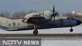 Indian Air Force AN 32 plane with 29 on board goes missing..