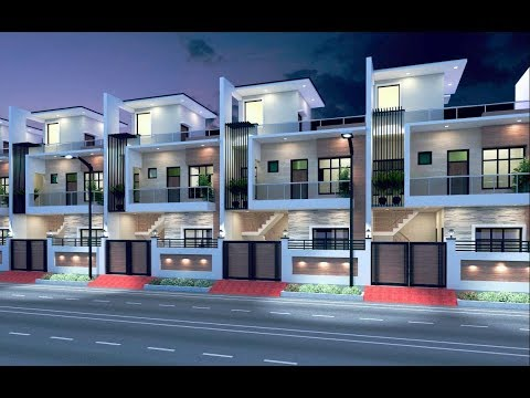 Villas in amar shaheed path lucknow for sale