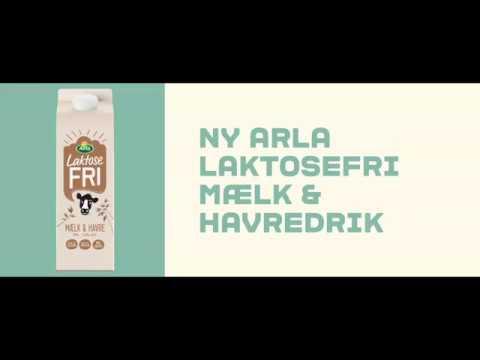 Arla Laktosefri Mælk & Havre Drik
