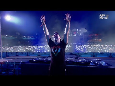 Hardwell Live at World's Biggest Guestlist 2017 India (United We Are)  Guestlist4Good