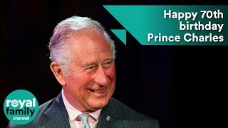 Happy birthday Prince Charles: All the best bits from his 70th year!