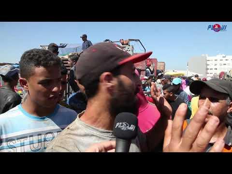 بالفيديو: مواطن مقهور (عندي 40 الف ريال بغيت حوالي و مالقيتوش)