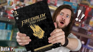 My HONEST thoughts about Fire Emblem Three Houses.