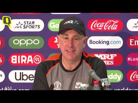 New Zealand Coach Gary Stead on ICC World Cup Final vs England | The Quint