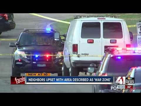 Bullets tear through KCMO neighborhood