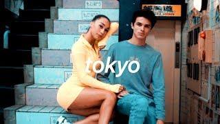 WE'RE IN JAPAN! TOKYO TRAVEL VLOG | Vlogtowski