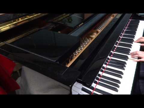 Super Junior Memories(piano cover)
