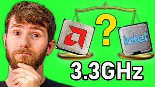 Why CPU GHz Doesn't Matter!