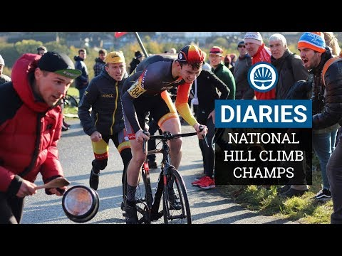 Hill Climb Diaries - It's the NATIONAL HILL CLIMB CHAMPS!