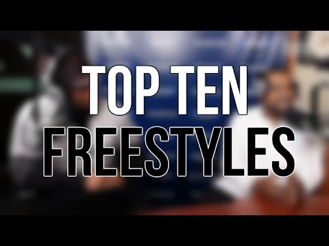 Top Ten Sway In The Morning Freestyles