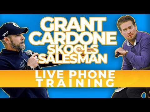 Grant Cardone takes Salesman back to School LIVE photo