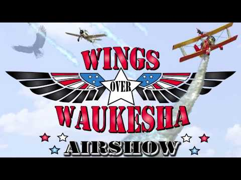 Wings Over Waukesha Interview - 102.9 HOG
