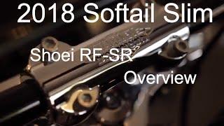 2018 Softail Slim-Shoei RF-SR Overview