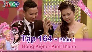 Chết cười với cô vợ kể tội chồng... mê vàng | Hồng Kiệm - Kim Thanh | VCS 164